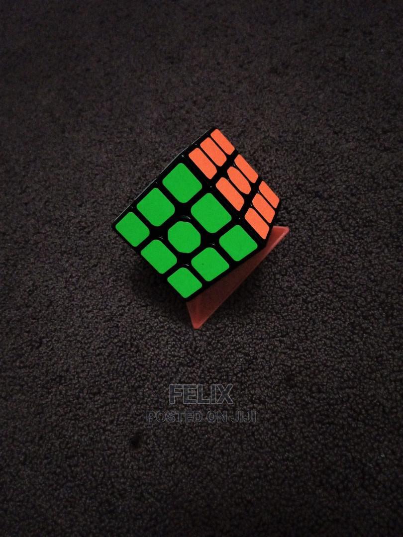 Archive: Rubik's Cube