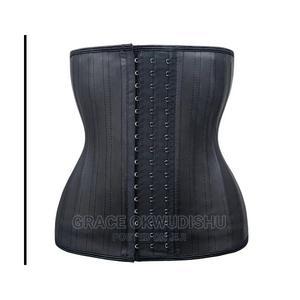 25 Steel Bones Latex Waist Trainer | Clothing Accessories for sale in Lagos State, Ikotun/Igando