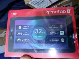 New Itel iNote Prime 2 (It1702) 32 GB Blue | Tablets for sale in Lagos State, Ikeja
