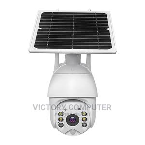 Intelligent Camera With Solar | Security & Surveillance for sale in Lagos State, Ikeja