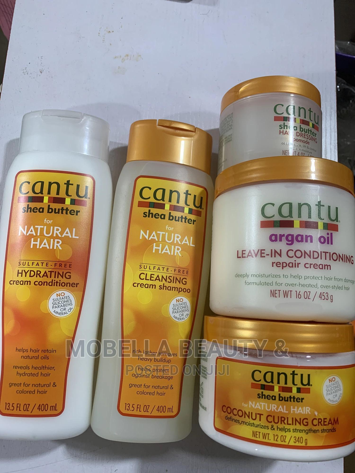 All Cantu Hair Product
