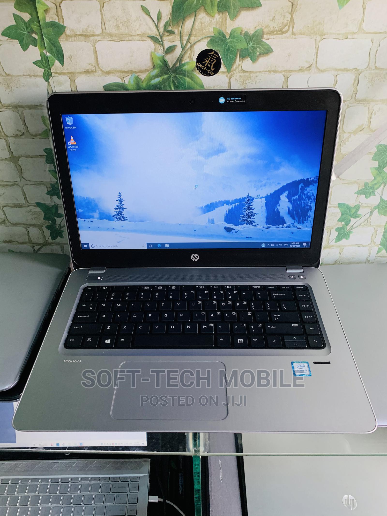 Laptop HP ProBook 440 G4 8GB Intel Core I5 HDD 1T