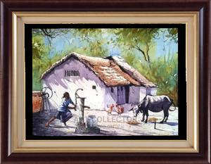 No Place Life My Home Handmade Painting   Arts & Crafts for sale in Abuja (FCT) State, Kuje