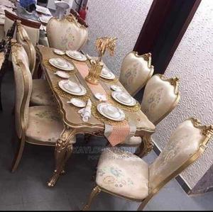 Royal Wooden Dinning Table | Furniture for sale in Abuja (FCT) State, Wuse