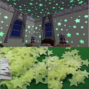 Glow-in-dark Self Adhesive Star Sticker | Home Accessories for sale in Lagos State, Abule Egba