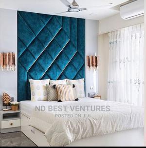 Modern Luxury Bed Frame | Furniture for sale in Ogun State, Sagamu