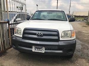 Toyota Tundra 2005 Automatic White | Cars for sale in Lagos State, Ikeja