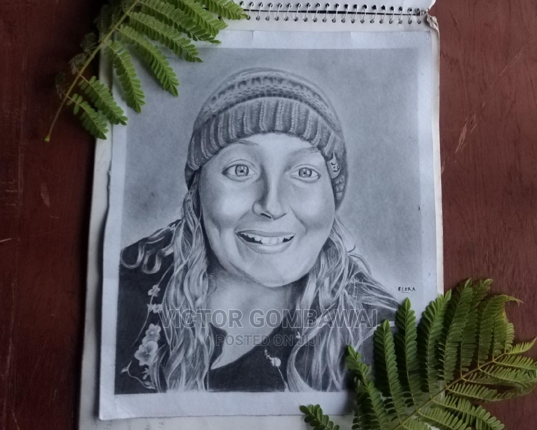 Archive: Portrait Drawing