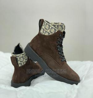 Original Salvatore Ferragamo Ankle Boots Available Now   Shoes for sale in Lagos State, Lagos Island (Eko)