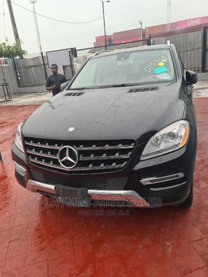 Mercedes-Benz M Class 2012 ML 350 4Matic Black | Cars for sale in Lagos State, Amuwo-Odofin