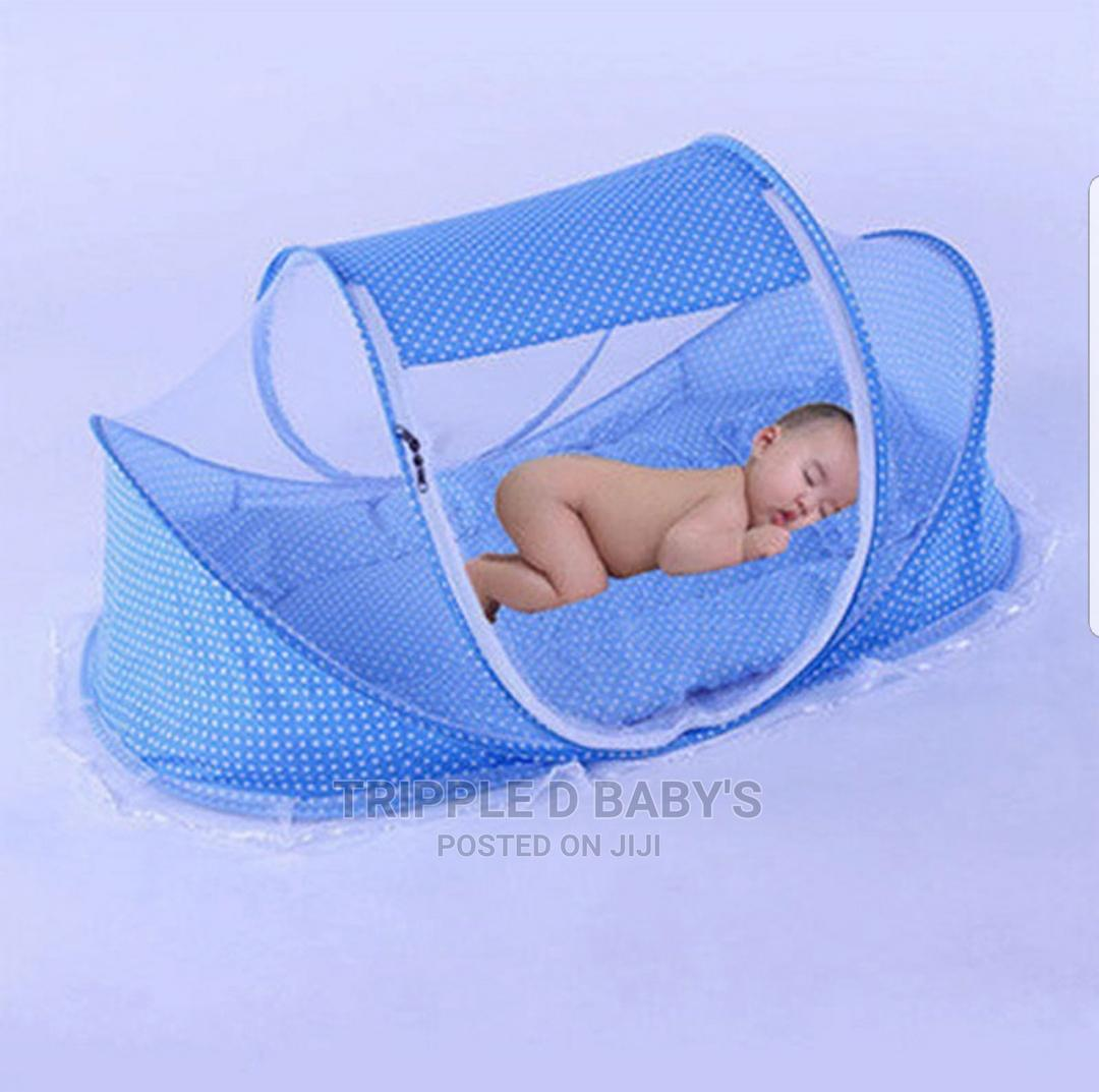 Archive: Happy Baby Foldable Baby Crib With Net