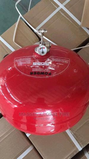 9kg Automatic Fir Extinguisher | Safetywear & Equipment for sale in Lagos State, Lagos Island (Eko)