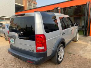 Land Rover LR3 2005 SE Silver | Cars for sale in Abuja (FCT) State, Central Business District