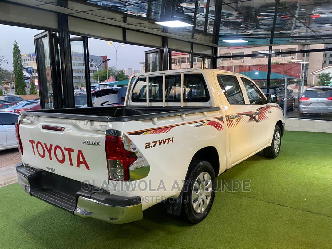New Toyota Hilux 2017 White | Cars for sale in Central Business District, Abuja (FCT) State, Nigeria