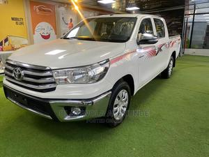 New Toyota Hilux 2017 White | Cars for sale in Abuja (FCT) State, Central Business District