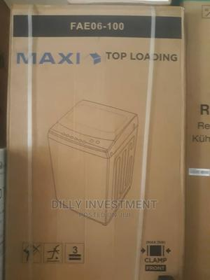10kg Maxi Automatic Top Loader Washing Machine | Home Appliances for sale in Abuja (FCT) State, Wuse
