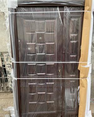 German Steel Security Door 4ft X 7ft   Doors for sale in Lagos State, Orile