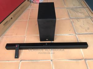 JBL Bar 2.1soundbar With Wireless Subwoofer With Bluetooth | Audio & Music Equipment for sale in Lagos State, Ojo