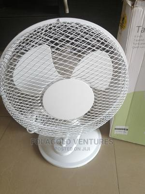 Original Morrisons Home Noiseless Fan | Home Appliances for sale in Abuja (FCT) State, Lugbe District