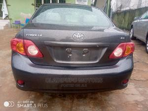 Toyota Corolla 2009 Gray   Cars for sale in Lagos State, Alimosho