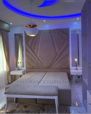 6by6 Bed Frame   Furniture for sale in Lagos State, Ajah