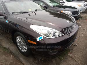 Lexus ES 2003 Brown | Cars for sale in Lagos State, Apapa