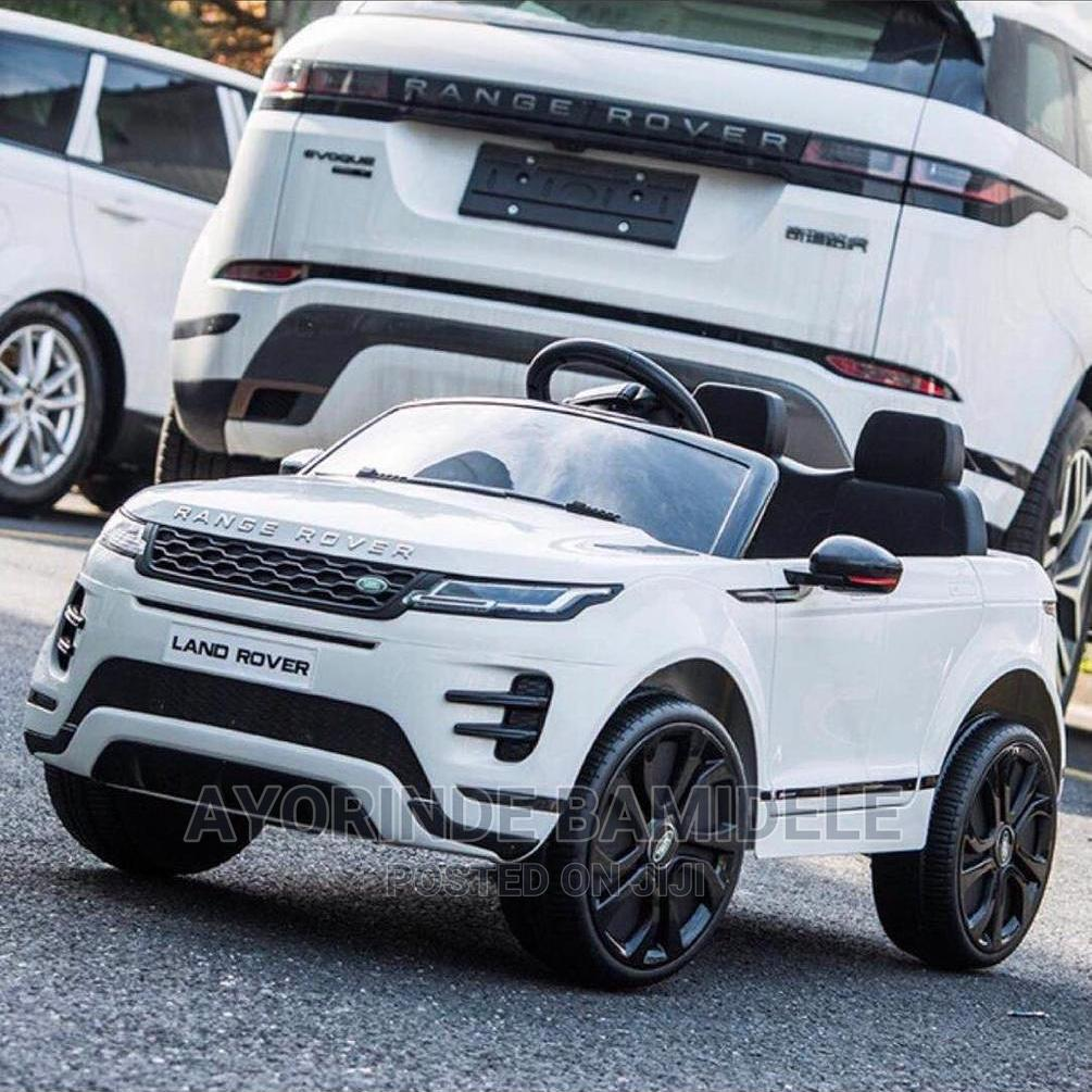 Automatic Range Rover Sport Car for Age 2-7years