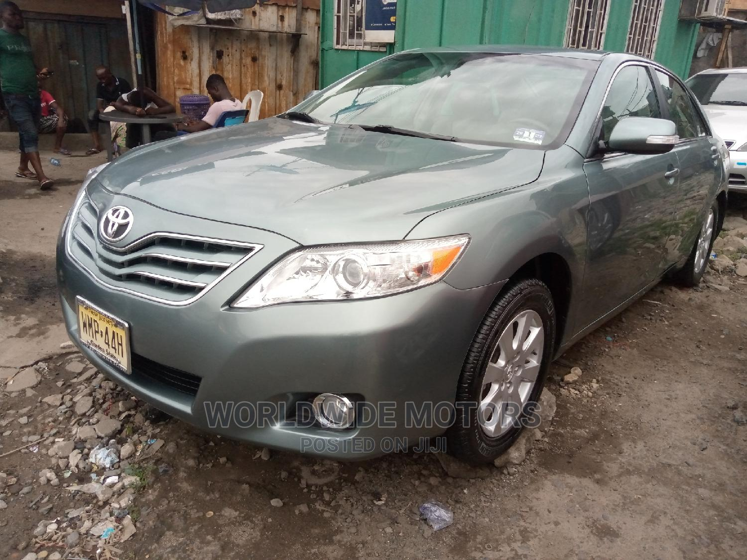 Toyota Camry 2010 Green | Cars for sale in Apapa, Lagos State, Nigeria
