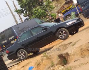 Honda Accord 2000 Black | Cars for sale in Lagos State, Ikeja