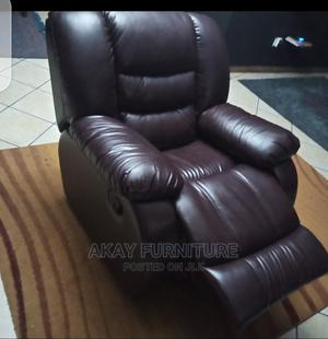 Recliner Single Sofa With Leg Rest | Furniture for sale in Delta State, Warri