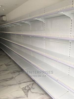 Single-Sided Supermarket Shelves   Store Equipment for sale in Lagos State, Agboyi/Ketu