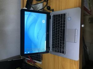 Laptop HP EliteBook 820 G3 8GB Intel Core I5 HDD 500GB | Laptops & Computers for sale in Lagos State, Ikeja