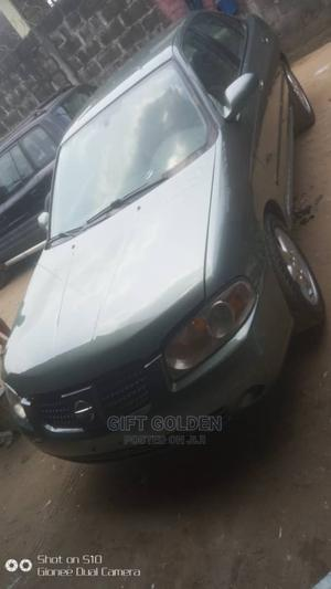 Nissan Sentra 2005 1.8 S Green   Cars for sale in Rivers State, Obio-Akpor