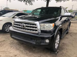 Toyota Sequoia 2012 Black | Cars for sale in Lagos State, Apapa