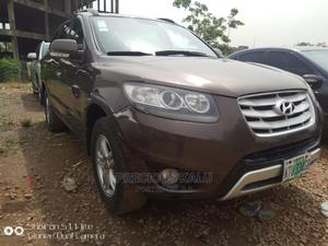 Hyundai Santa Fe 2012 Brown   Cars for sale in Abuja (FCT) State, Central Business District