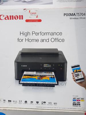 Canon Pixma TS704 | Printers & Scanners for sale in Lagos State, Ikeja