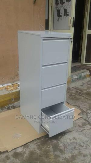 Quality Metal Cabinet 4 Drawers   Furniture for sale in Lagos State, Ilupeju