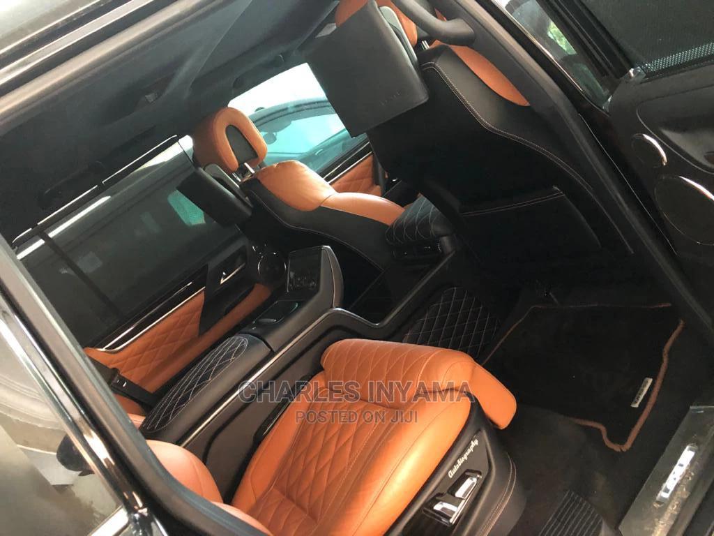 Archive: New Lexus LX 2020 570 Two-Row Black