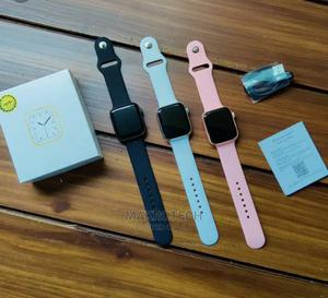 T500+ Series 6 Clone Smart Watch   Smart Watches & Trackers for sale in Lagos State, Ikeja