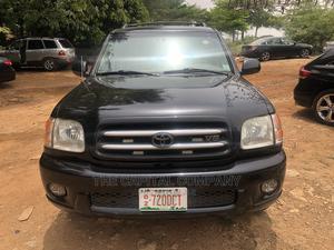 Toyota Sequoia 2002 Black   Cars for sale in Abuja (FCT) State, Jabi