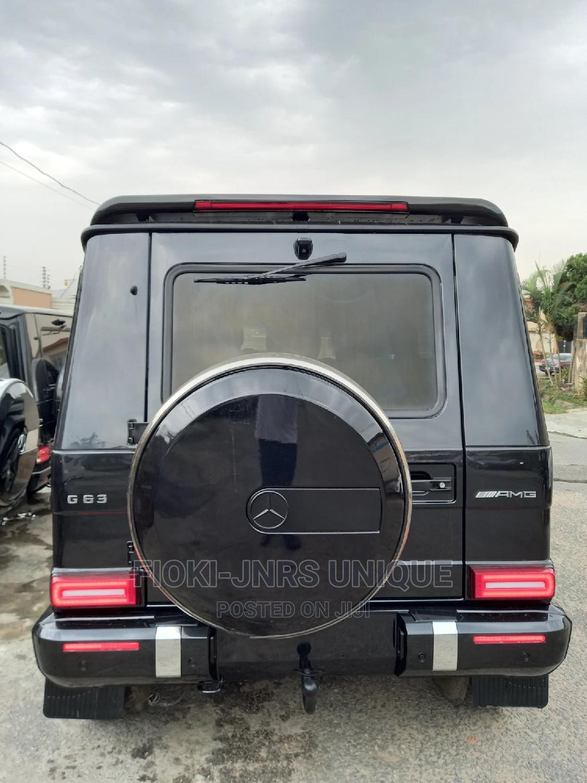 Mercedes-Benz G-Class 2014 Black   Cars for sale in Ikeja, Lagos State, Nigeria