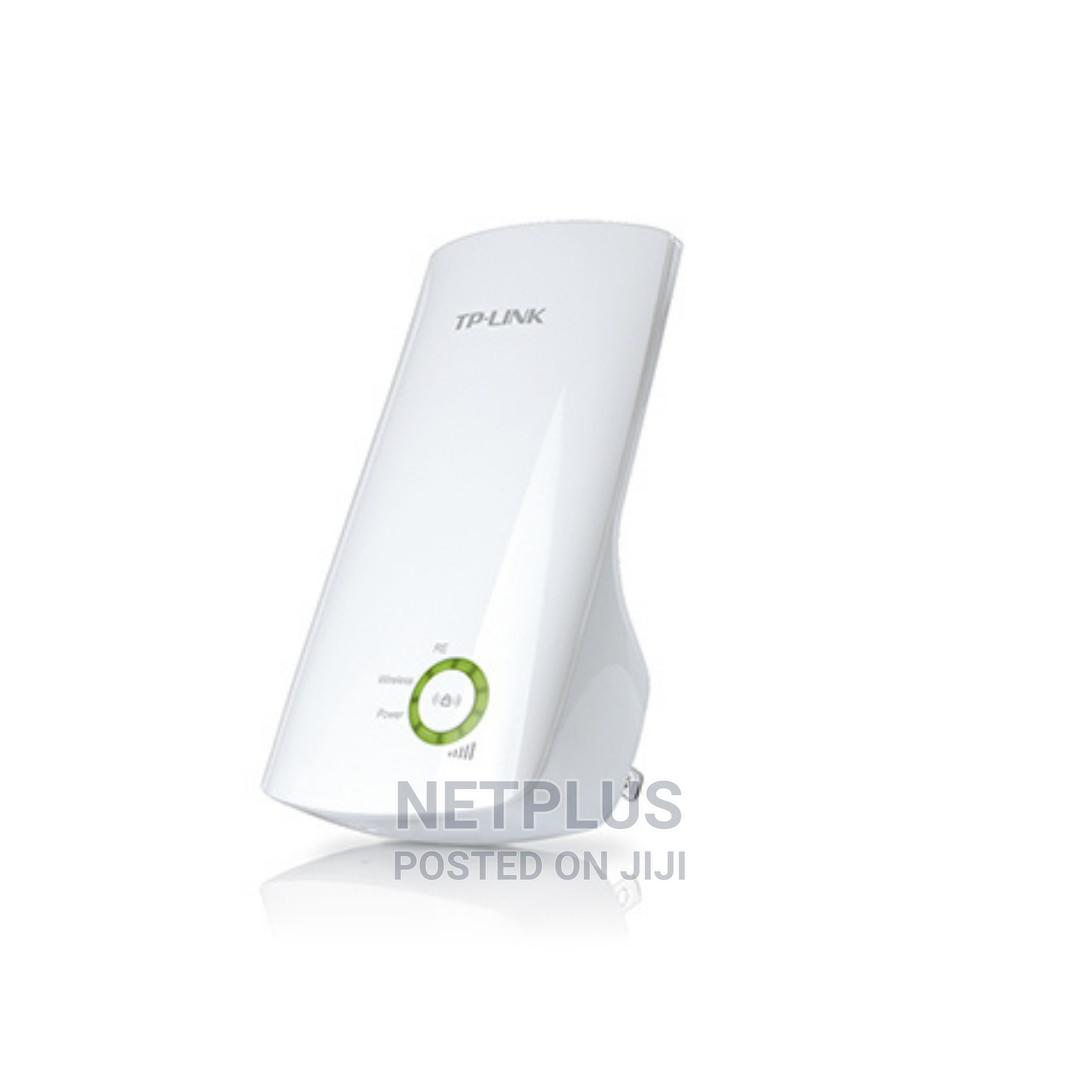 Archive: TP-LINK 300mbps Universal Wi-Fi Range Extender (TL-WA854RE)
