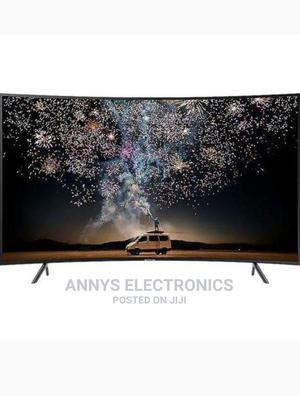 """Polystar 32"""" INCH SMART CURVED TV With Netflix 