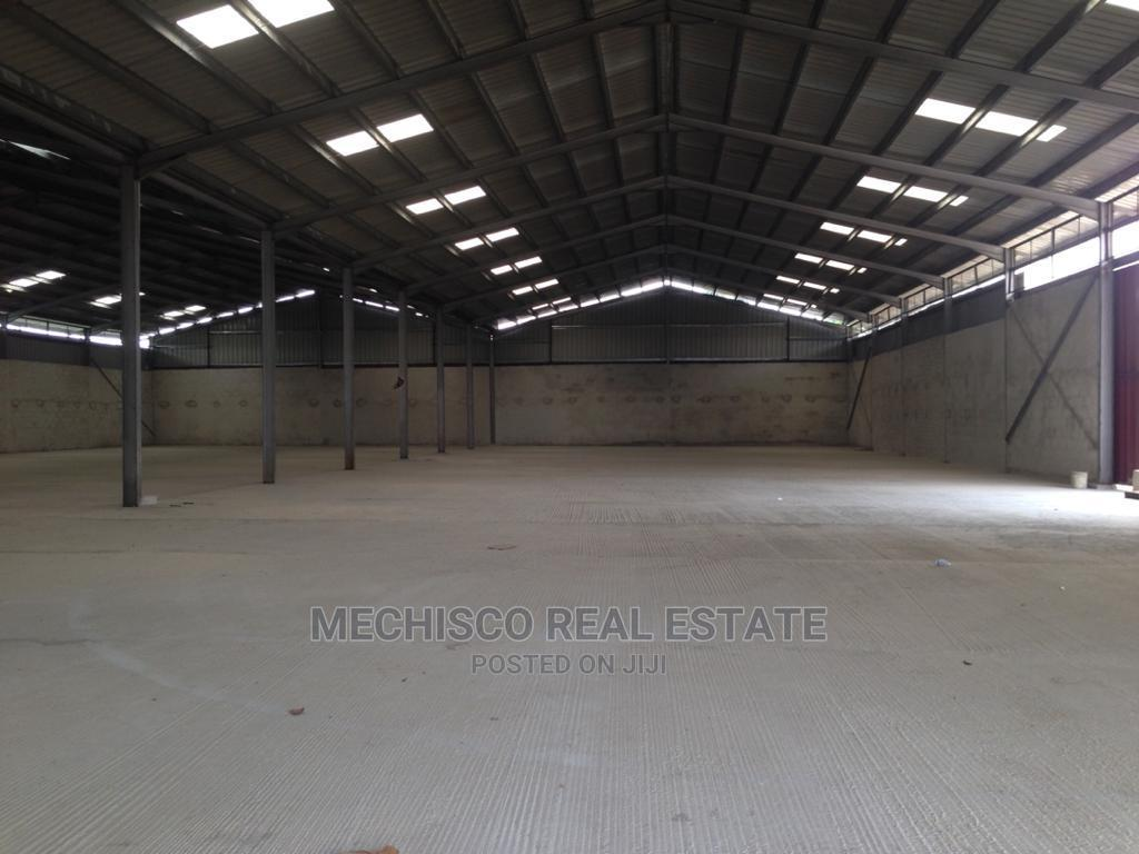 2000sqm Warehouse for Lease at Trans Amadi Port Harcourt