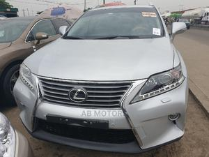 Lexus RX 2012 350 AWD Silver | Cars for sale in Lagos State, Apapa