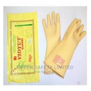 High Voltage Hand Gloves -11000 Kva | Safetywear & Equipment for sale in Lagos State, Ikeja