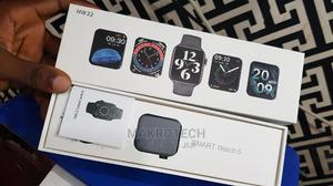 Hw22 Series 6 Clone Smart Watch   Smart Watches & Trackers for sale in Lagos State, Ikeja
