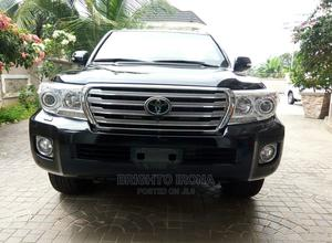 Toyota Land Cruiser 2013 5.7 V8 Black | Cars for sale in Lagos State, Victoria Island