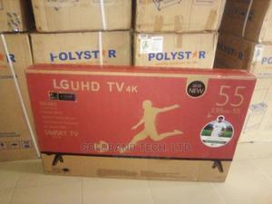 """LG 55"""" Smart Android Internet TV 