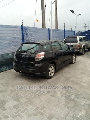 Toyota Matrix 2006 Black | Cars for sale in Lagos State, Ajah